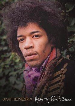Hear My Train A Comin'-Hendrix Jimi