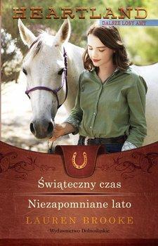 Heartland: Dalsze losy Amy / Świąteczny czas / Niezapomniane lato                      (ebook)