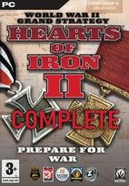 Hearts of Iron 2. Complete