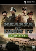 Hearts of Iron IV- Cadet Edition (PC/MAC/LX)
