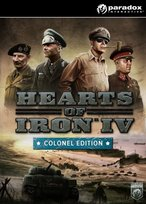 Hearts of Iron IV - Colonel Edition (PC/MAC/LX)