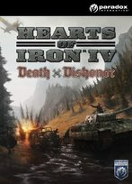 Hearts of Iron IV: Death or Dishonor (PC/MAC/LX)