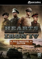 Hearts of Iron IV - Field Marshal Edition (PC/MAC/LX)