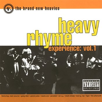 Heavy Rhyme Experience Vol. 1 - The Brand New Heavies