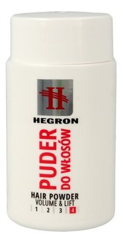 Hegron, Styling, puder do modelowania włosów, 10 g-Hegron