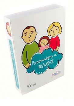 Heim, karty edukacyjno-terapeutyczne Porozmawiajmy o rozwodzie