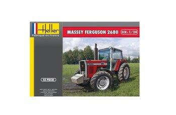 Heller, model kolekcjonerski Traktor Massey Ferguson 2680-Heller