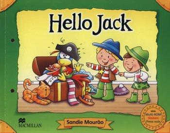Hello Jack. Pupil's Book + CD-Mourao Sandie