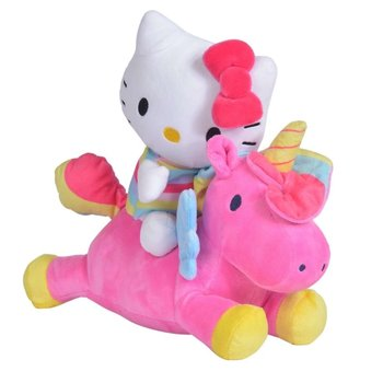 Hello Kitty maskotka na jednorożcu-Simba