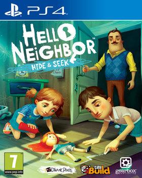 Hello Neighbor - Hide and Seek-Tiny Buid & Dynamic Pixels