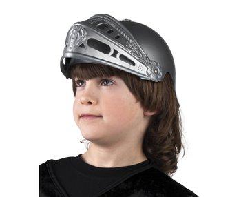 Hełm rycerski dla dzieci z przyłbicą -Aster