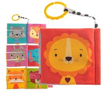 Hencz Toys, książeczka puzzlowa-Hencz