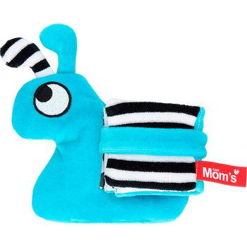 Hencz Toys, zabawka edukacyjna Książeczka ślimak-Hencz