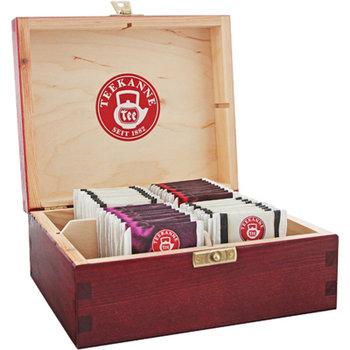 Herbata w pudełku TEEKANNE, mix smaków, 4x10 szt.-Teekanne