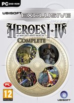 Heroes of Might and Magic 1-4