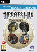 Heroes of Might & Magic 1-4