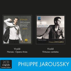 Heroes Opera - Arias / Virtuoso Cantatas-Jaroussky Philippe, Ensemble Matheus, Ensemble Artaserse