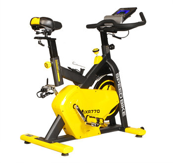 Hertz, Rower treningowy spinningowy, XR-770-Hertz