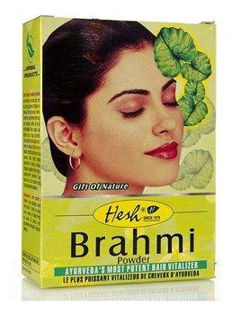 Hesh, Brahmi, maska do włosów, 100 g-Hesh