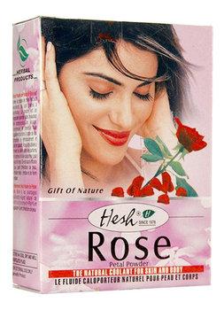 Hesh, Rose Petal Powder, maseczka do twarzy z płatków róży, 50 g-Hesh