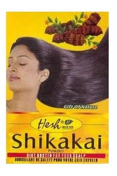 Hesh, Shikakai, szampon w pudrze, 100 g-Hesh
