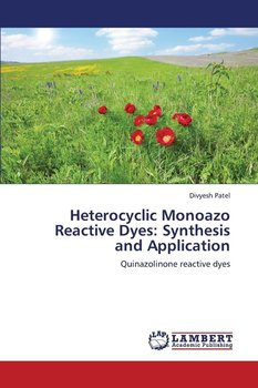 Heterocyclic Monoazo Reactive Dyes-Patel Divyesh