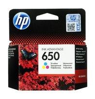 Hewlett-Packard tusz nr 650 (CZ102AE) Color