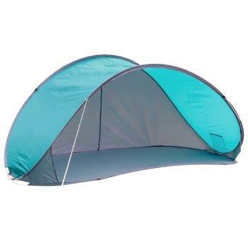 HI Namiot plaĹĽowy typu pop-up, niebieski-HI
