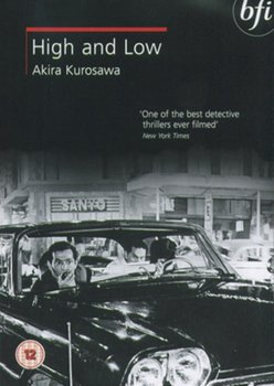 High and Low (brak polskiej wersji językowej)-Kurosawa Akira