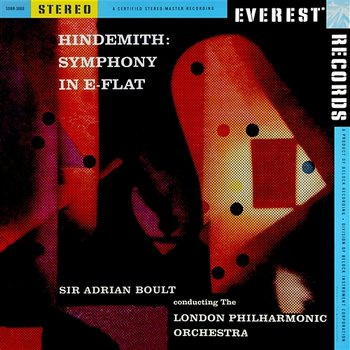 Hindemith: Symphony in E-flat-London Philharmonic Orchestra & Sir Adrian Boult