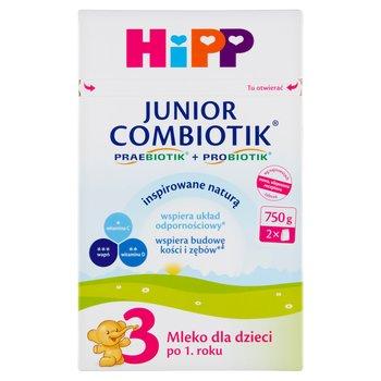 Hipp, Junior Combiotik, Mleko dla dzieci powyżej 1. roku życia, 750 g-Hipp