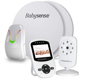Hisense, Elektroniczna niania Babysense Video z monitorem oddechu-BabySense