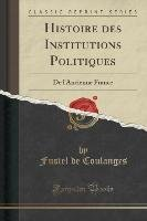 Histoire des Institutions Politiques