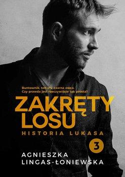 Historia Lukasa. Zakręty losu. Tom 3-Lingas-Łoniewska Agnieszka