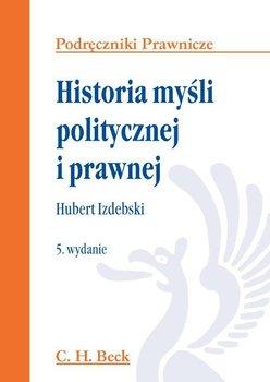 Historia myśli politycznej i prawnej-Izdebski Hubert