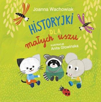 Historyjki dla małych uszu                      (ebook)