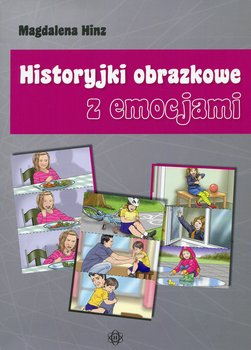 Historyjki obrazkowe z emocjami-Hinz Magdalena