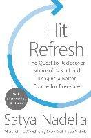 Hit Refresh-Nadella Satya, Shaw Greg, Nichols Jill Tracie
