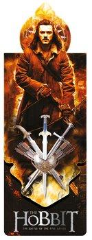 Hobbit - Zakładka magnetyczna do książki Łucznik-IF