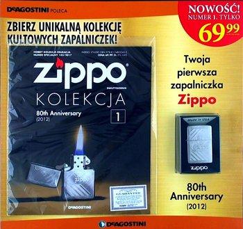 Hobby Kolekcje Edukacja NS Zippo