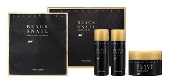 Holika Holika, Black Snail Skin Care, zestaw kosmetyków, 4 szt.-Holika Holika