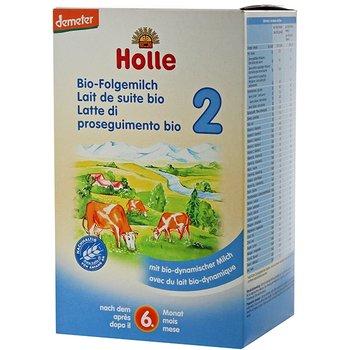 6cc33eb4ed528a Holle 2 600g Mleko następne dla dzieci od 6 miesiąca w proszku BIO ...