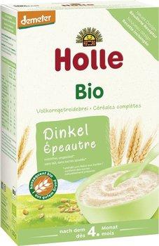 Holle, ekologiczna kaszka orkiszowa pełnoziarnista, 250 g-Holle