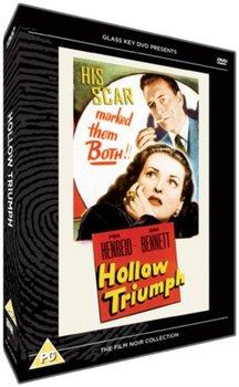 Hollow Triumph (brak polskiej wersji językowej)-Sekely Steve