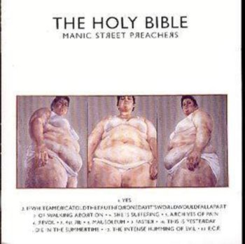 Holy Bible - Manic Street Preachers
