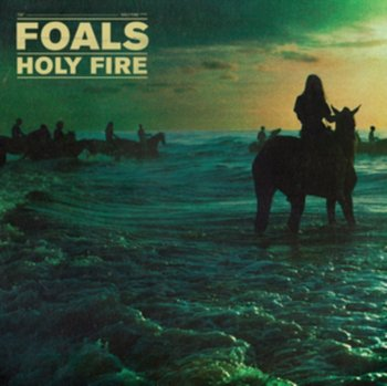 Holy Fire (Deluxe Edition)-Foals