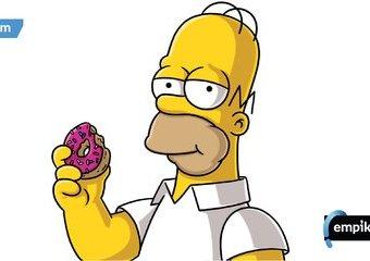 Homer Simpson kończy 65 lat!