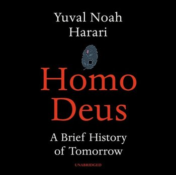 Homo Deus-Harari Yuval Noah