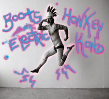 Honkey Kong-Boots Electric