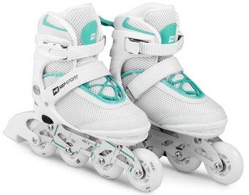 Hop-Sport, Rolko-wrotki 3w1, tri-skate HS-903 Motion, rozmiar 30-33-Hop-Sport